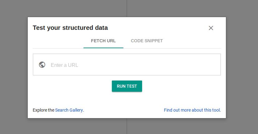 testiranje vnosa struktiriranih podatkov