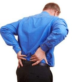 bolecine v hrbtenici