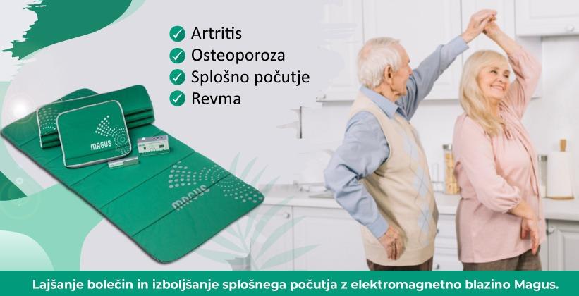 artroza kolka in elektromagnetna terapija