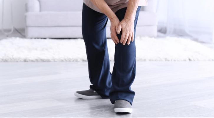 bolecine v nogah